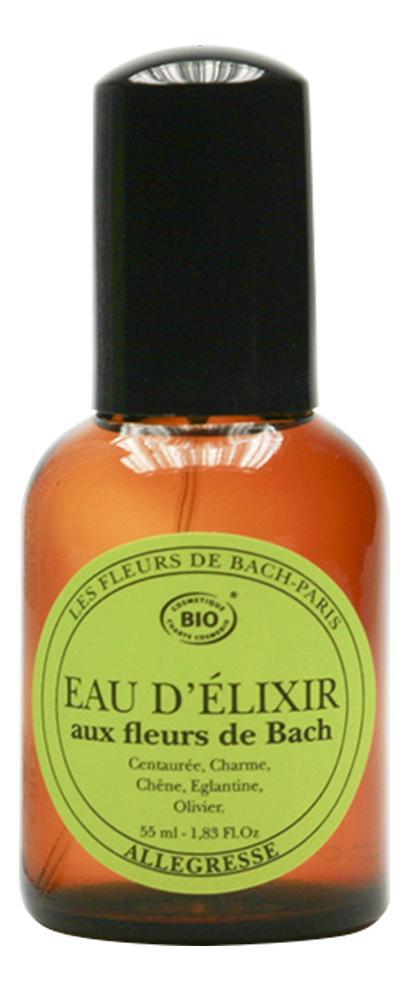 Les Fleurs de Bach Eau D'Elixir Allegresse