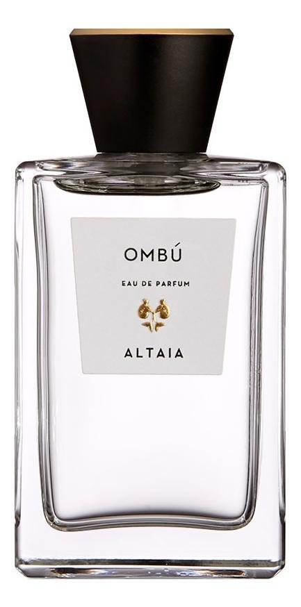 Eau D'Italie Altaia Ombu