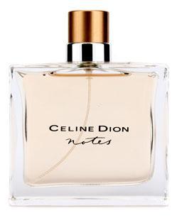 Celine Dion Parfum Notes