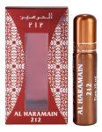Al Haramain Perfumes 212