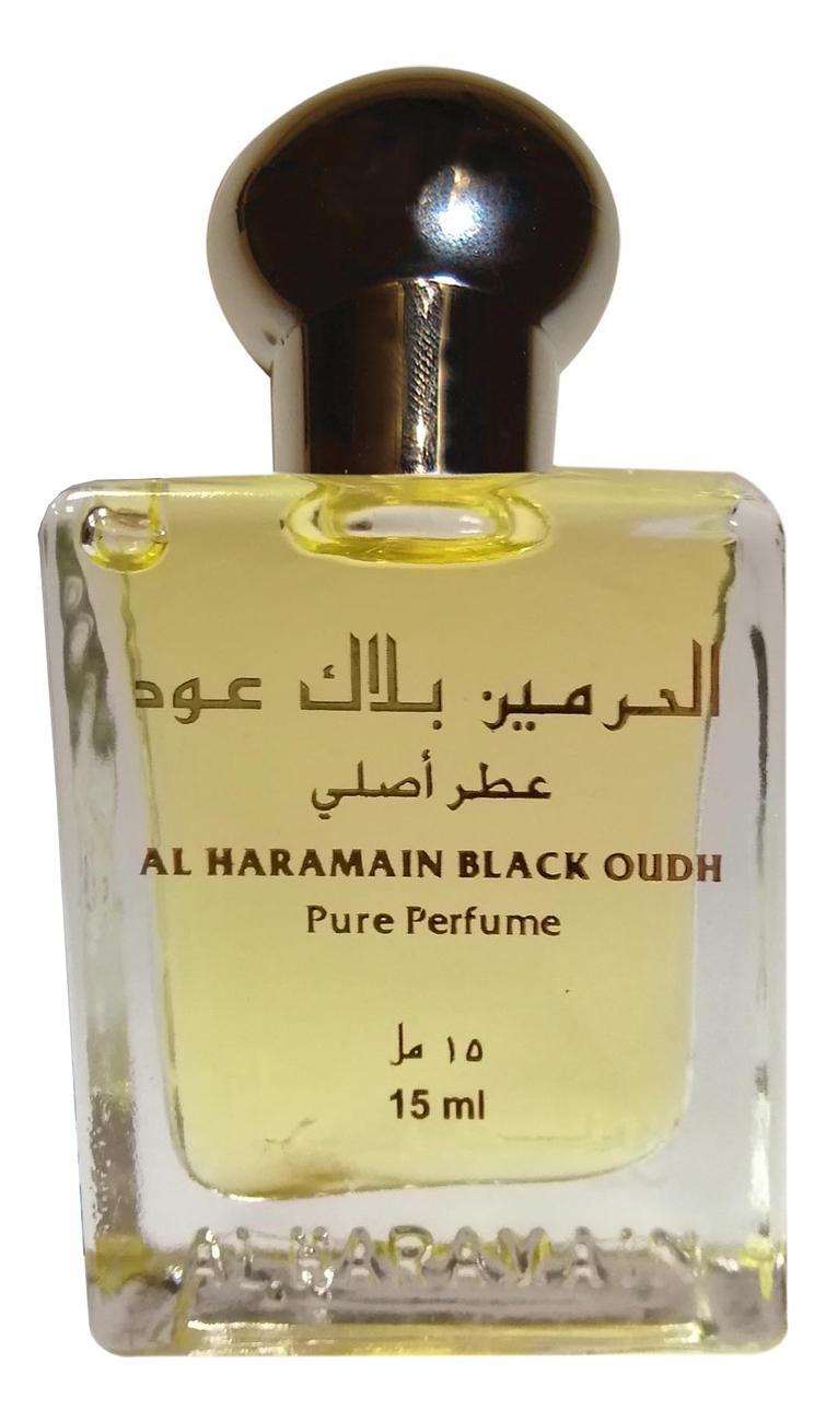 Al Haramain Perfumes Black Oudh