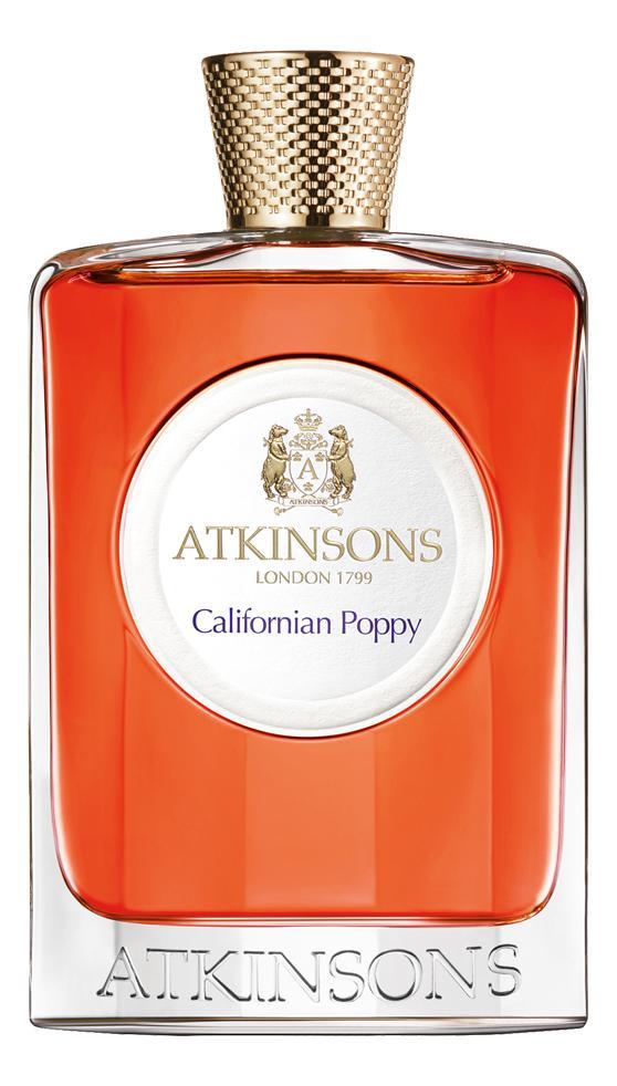 Atkinsons Californian Poppy 2017