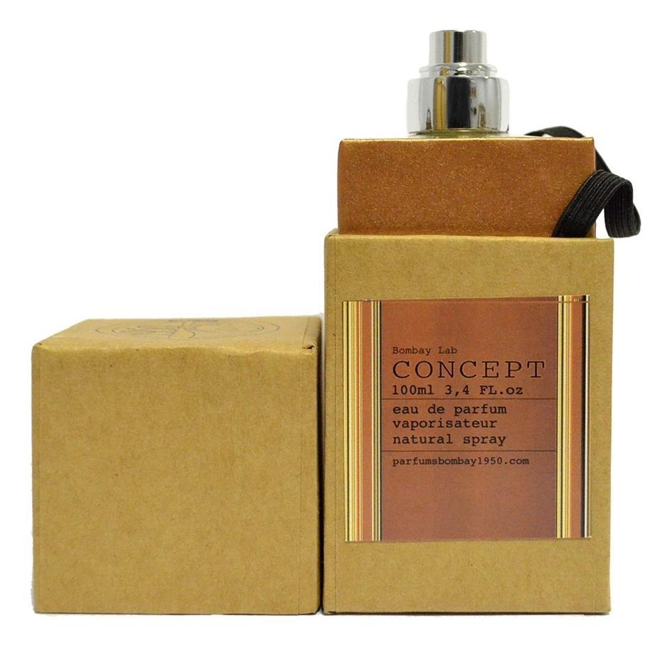 Parfums Bombay 1950 Concept