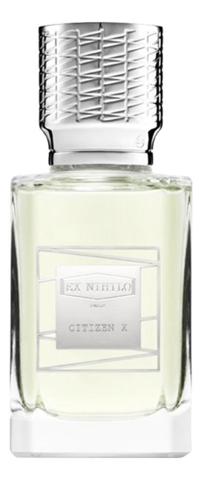 Ex Nihilo Citizen X