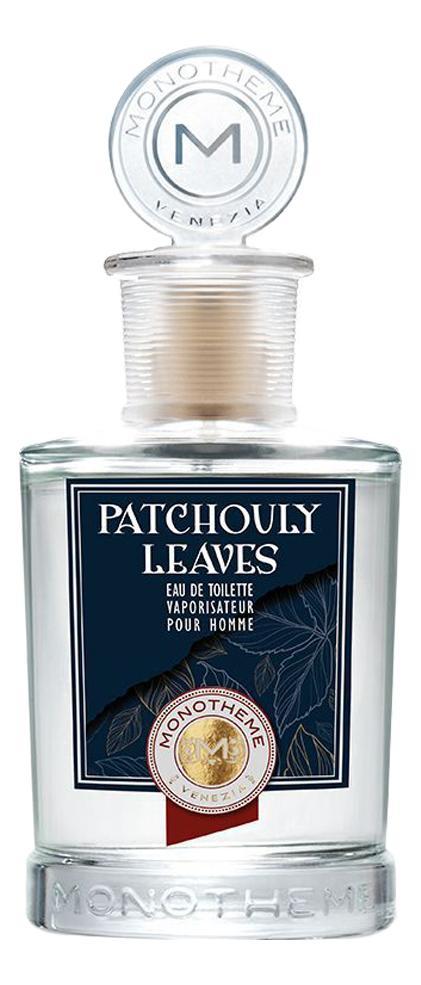 Monotheme Fine Fragrances Venezia Patchouli Leaves