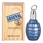 Gilles Cantuel Arsenal Blue