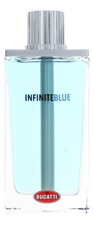 Bugatti Infinite Blue