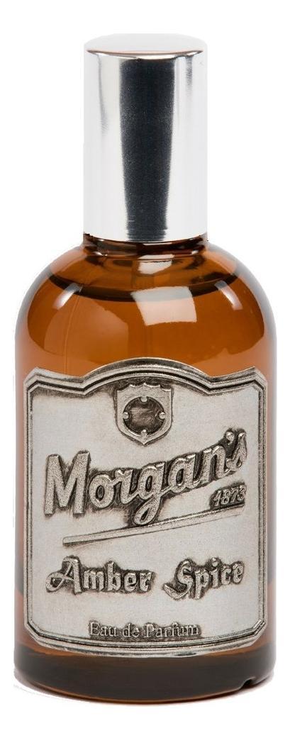 Morgan's Pomade Amber Spice Eau De Parfum