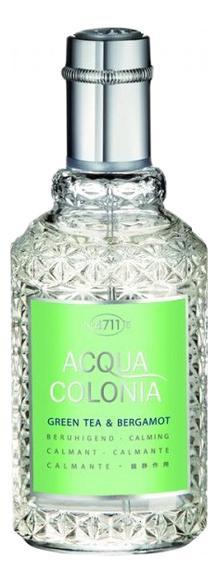 Maurer & Wirtz 4711 Acqua Colonia Green Tea & Bergamot
