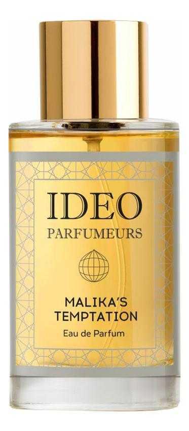 Ideo Parfumeurs Malika's Temptation