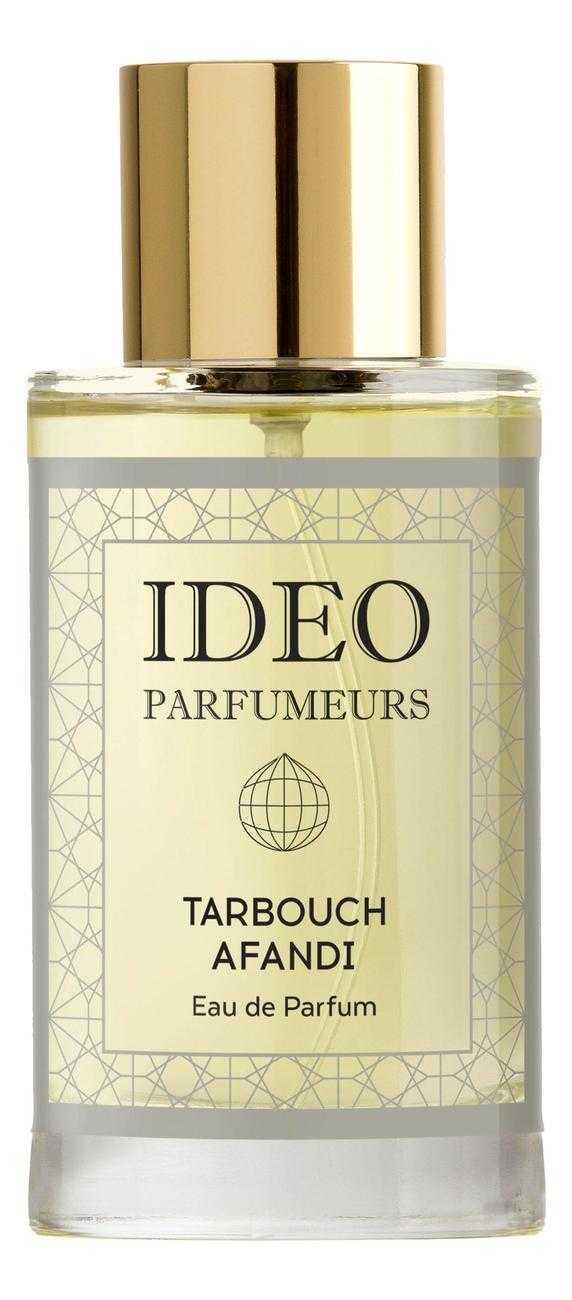 Ideo Parfumeurs Tarbouch Afandi