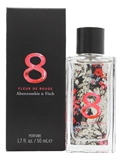 15358 2 abercrombie fitch 8 perfume fleur de rouge