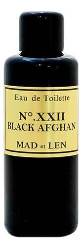 15759 mad et len xxii black afghan