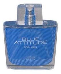 Deray Blue Attitude