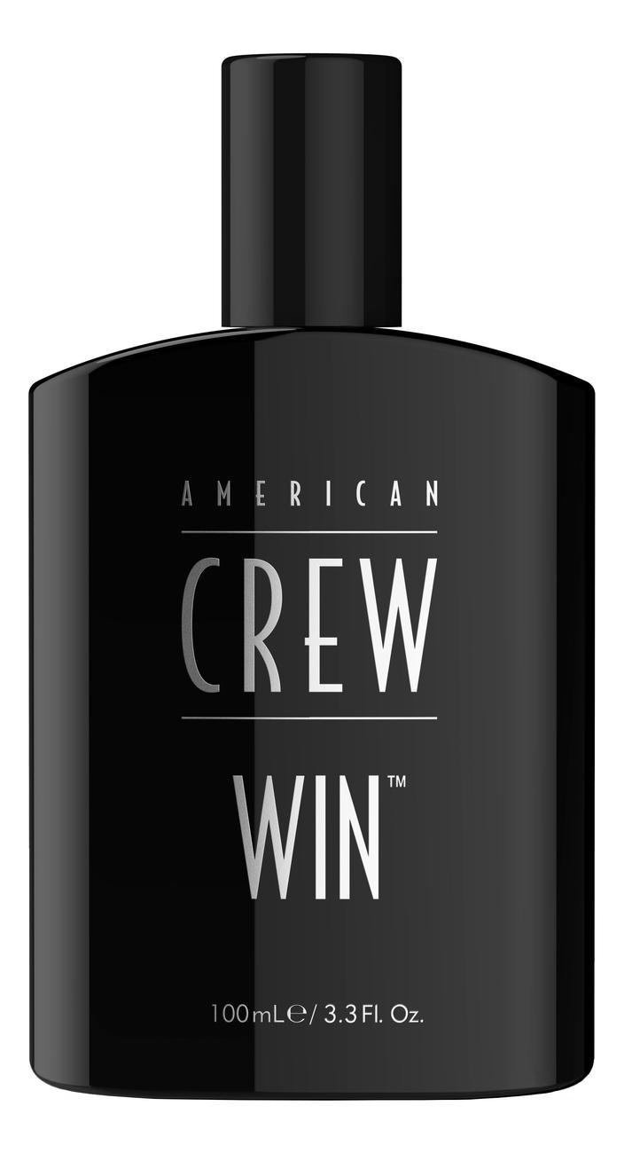 American Crew Win