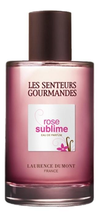 Les Senteurs Gourmandes Rose Sublime