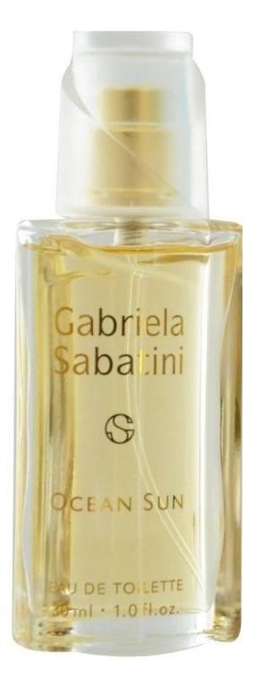 Gabriela Sabatini Ocean Sun
