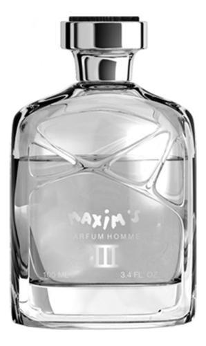 Maxim`s de Paris Pour Homme Myrrhe & Leather III