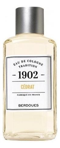Berdoues 1902 Eau De Cologne Tradition Cedrat