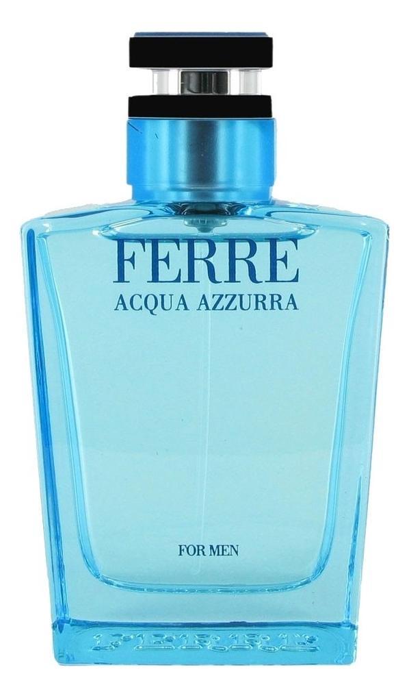 GianFranco Ferre Acqua Azzurra For Men