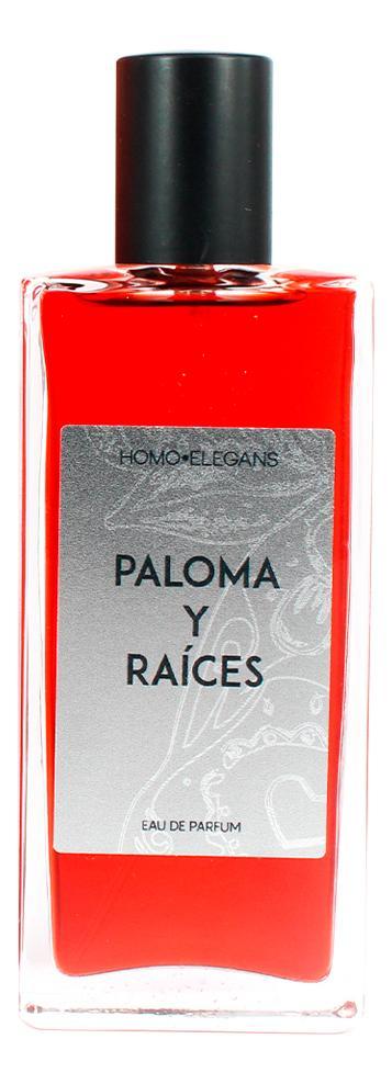 Homo Elegans Paloma y Raices