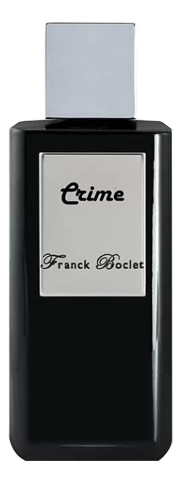 Franck Boclet Crime