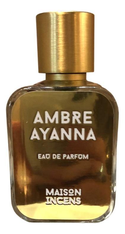 Maison Incens Ambre Ayanna