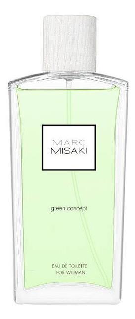 Marc Misaki Green Concept