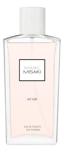 Marc Misaki Red Style