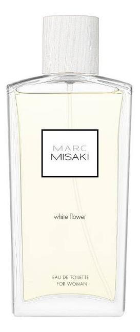 Marc Misaki White Flower