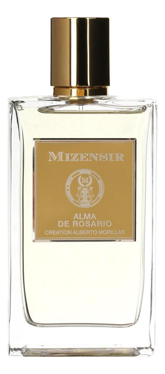 Mizensir Alma De Rosario