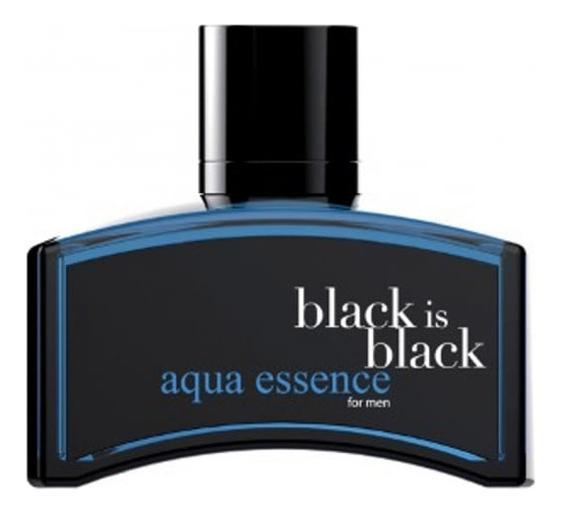 Nuparfums Black Is Black Aqua Essence