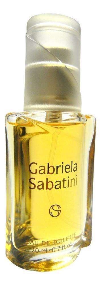 Gabriela Sabatini Summer