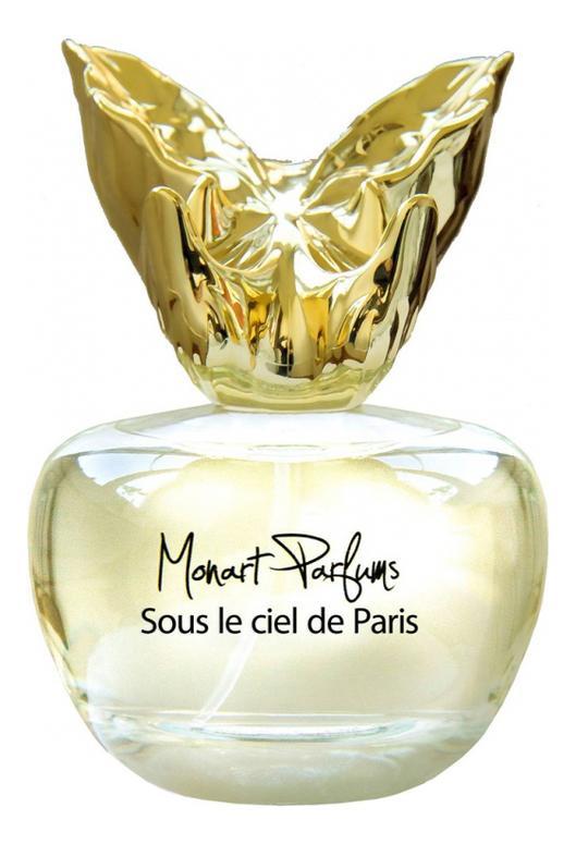 Monart Parfums Sous Le Ciel De Paris