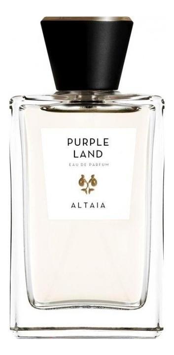 Eau D'Italie Altaia Purple Land