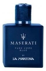 La Martina Maserati Pure Code Blue