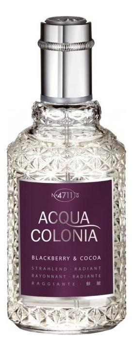 Maurer & Wirtz 4711 Acqua Colonia Blackberry & Cocoa