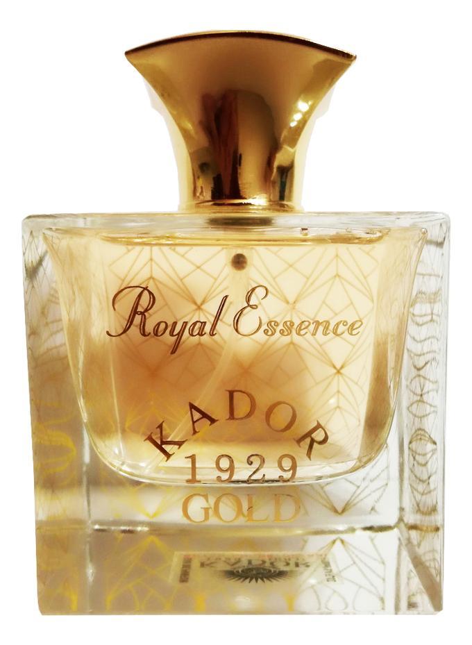Norana Perfumes Kador 1929 Gold