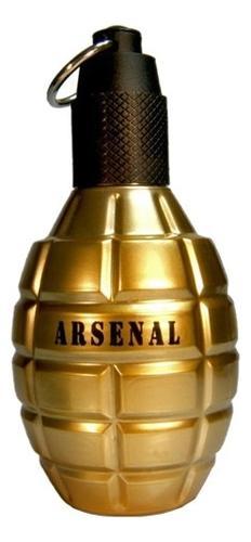 Gilles Cantuel Arsenal Gold