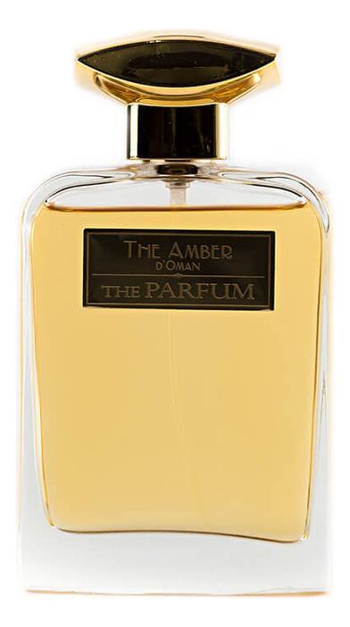 The Parfum The Amber D'Oman