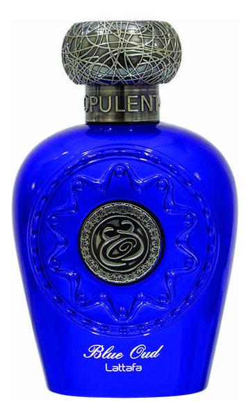 Lattafa Blue Oud