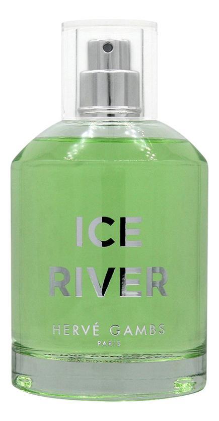 Herve Gambs Paris Ice River