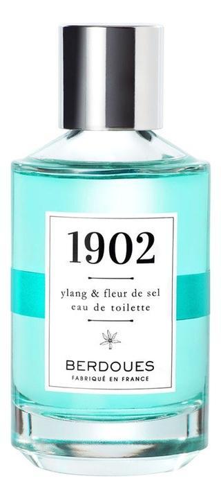 Berdoues 1902 Eau De Toilette Ylang & Fleur De Sel