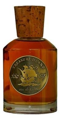Legendary Fragrances Treasure Island
