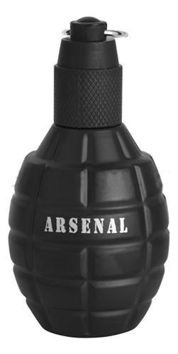Gilles Cantuel Arsenal Black