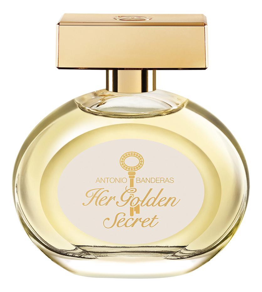 Antonio Banderas Her Golden Secret