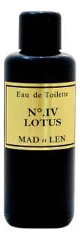 Mad et Len IV Lotus