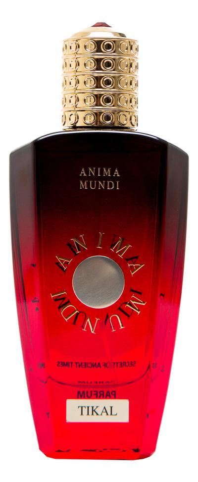 Anima Mundi Tikal