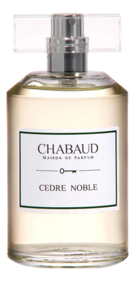 Chabaud Maison de Parfum Cedre Noble
