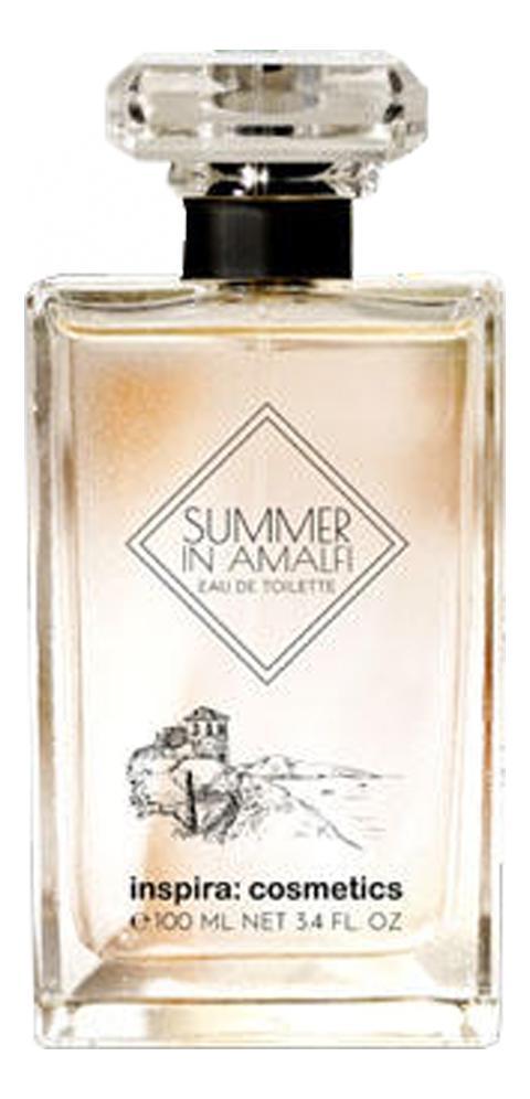 Inspira: cosmetics Summer In Amalfi